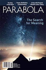 Parabola 42:1 The Search for Meaning